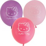 Balon Latex Hello Kitty