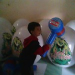 balon Display Cerelac