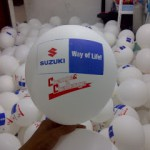 Balon Latex Suzuki