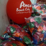 Balon Latex Ancol Beach City