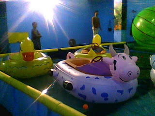 Animal Bumper Boat Murah