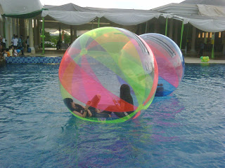Water Ball / Balon Air