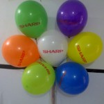 Balon Latex Sharp