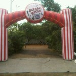 Balon Gate Costum