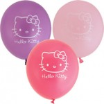 Balon Printing Hello Kitty